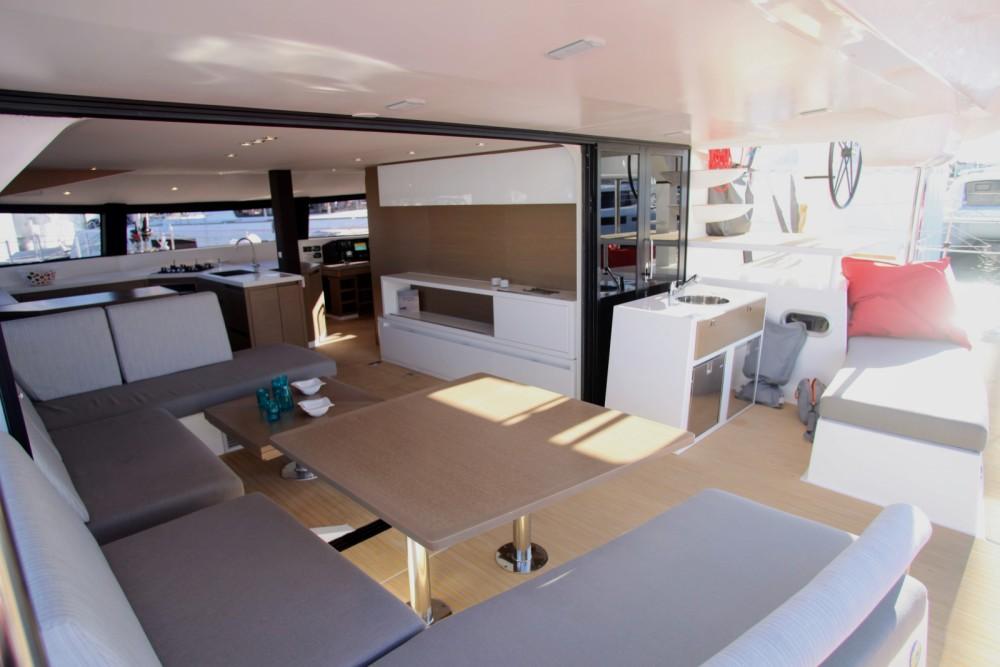 Alquiler Catamarán en Le Marin - Neel Neel 51