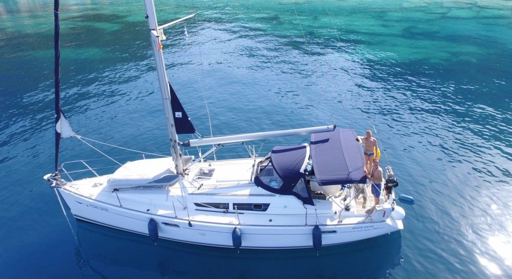 Location yacht à Port Olímpic - Jeanneau Sun Odyssey 39i sur SamBoat