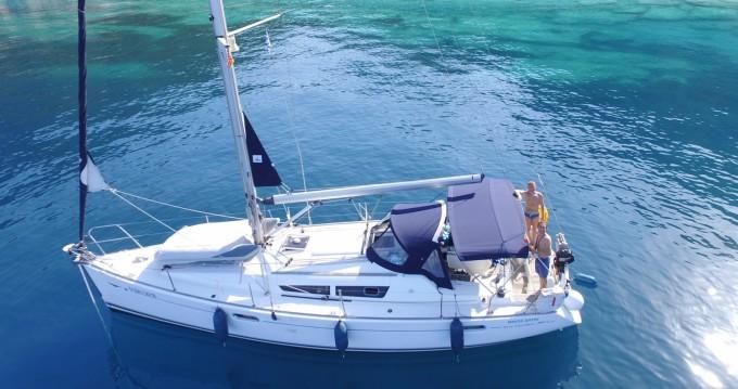 Rental yacht Port Olímpic - Jeanneau Sun Odyssey 39i on SamBoat