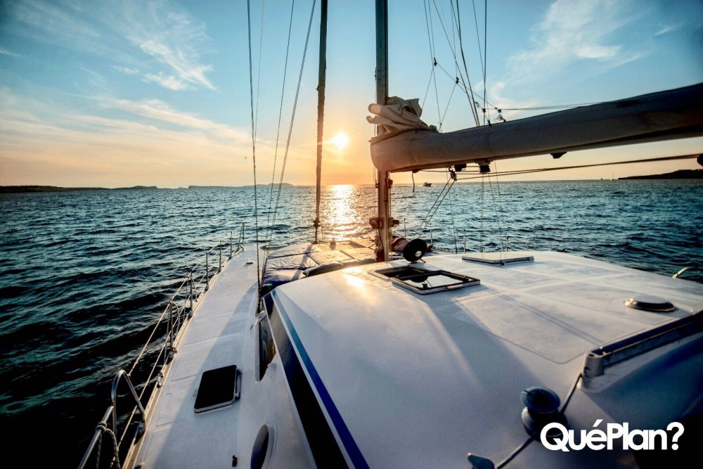 Location yacht à Sant Antoni de Portmany - Nautitech Cat43 sur SamBoat