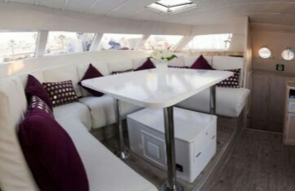 Boat rental Sant Antoni de Portmany cheap Cat43