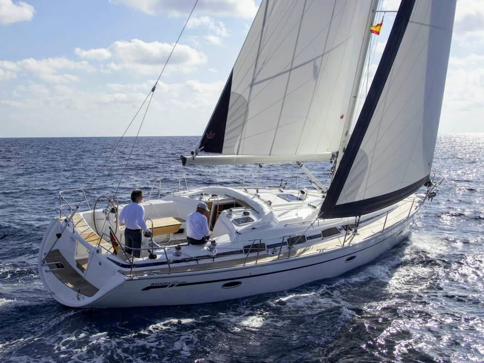 Bavaria Bavaria 43 Cruiser between personal and professional Marina de Alimos
