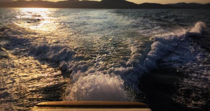 Location Bateau à moteur à Port Grimaud - Sea Ray Sea Ray 265 Sundancer