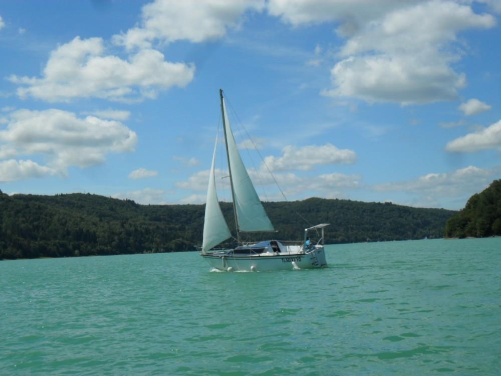 Location bateau Dufour Dufour 24 à Orgelet sur Samboat