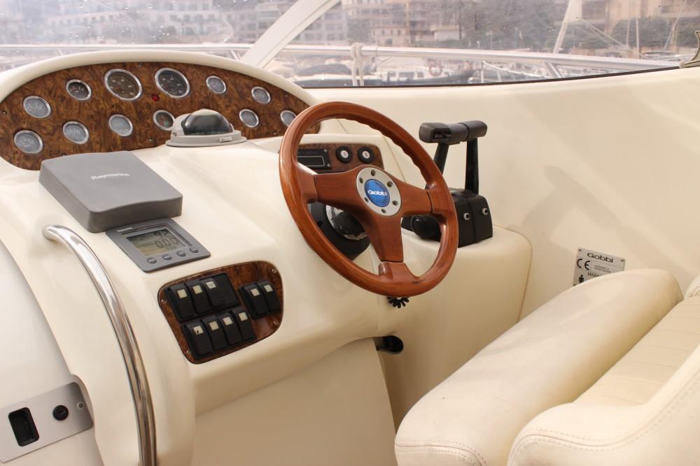Vermietung Motorboot Gobbi mit Führerschein