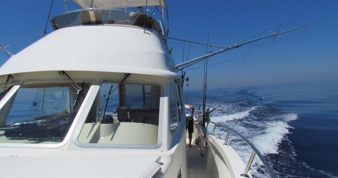 Location bateau Beaulieu-sur-Mer pas cher Rodman 1250