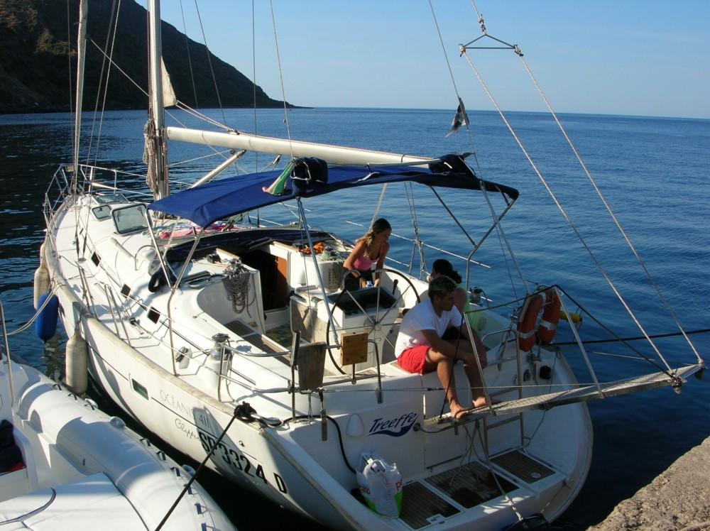Location Voilier à Milazzo - Bénéteau Oceanis 411 Clipper
