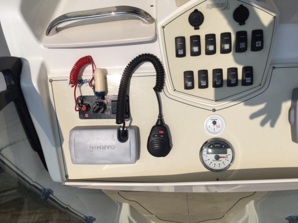 Rental RIB in Dubrovnik - Marlin Boat Marlin Boat 23 FB Top