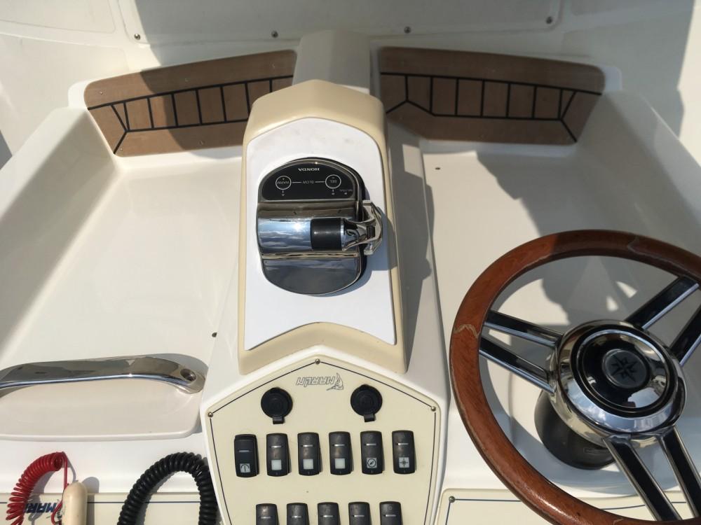 Boat rental Dubrovnik cheap Marlin Boat 23 FB Top
