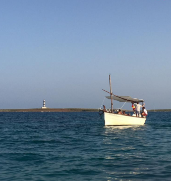 Location yacht à Fornells - Capeador Capeador 36 Solarium sur SamBoat