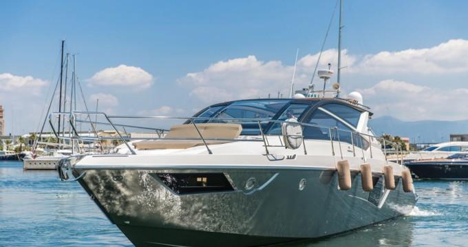 Location Yacht à Castellammare di Stabia - Cranchi Cranchi 60 HT