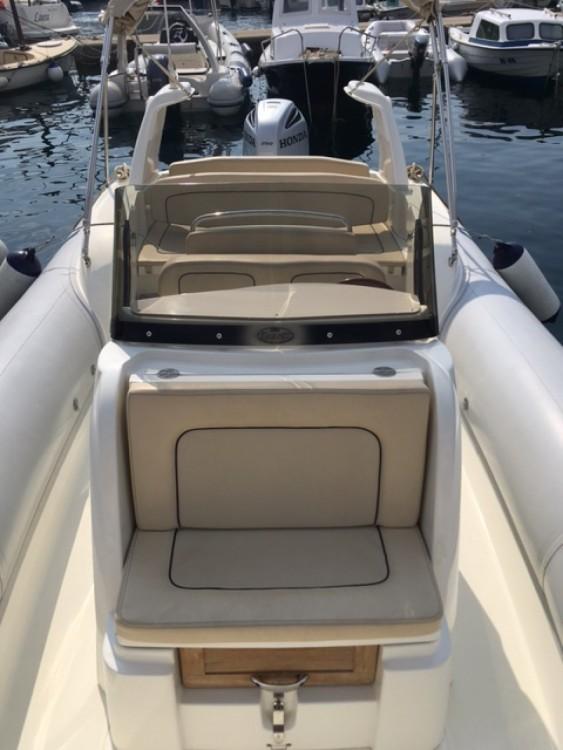 Rent a Marlin Boat Marlin Boat 23 FB Top Dubrovnik