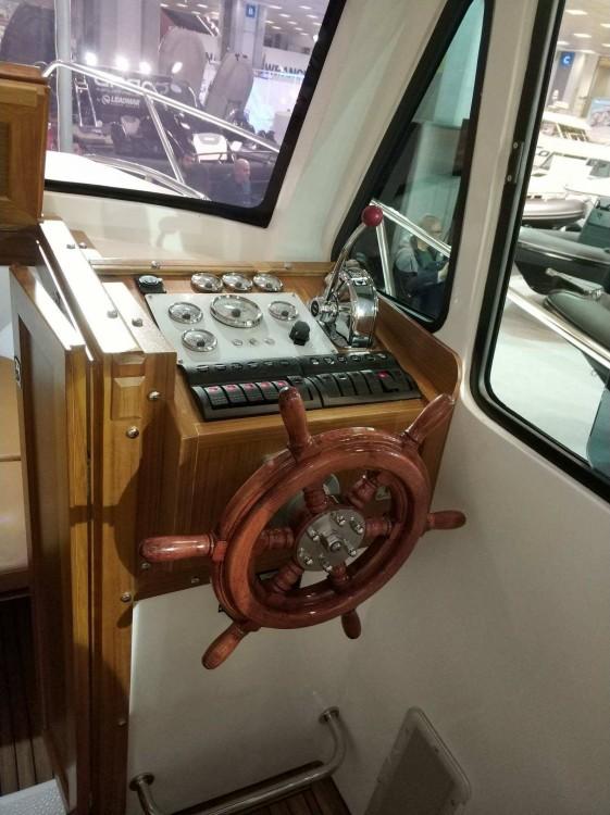 Rental Motor boat in Keramoti - Kutlay Marine Rakser Sloop 700