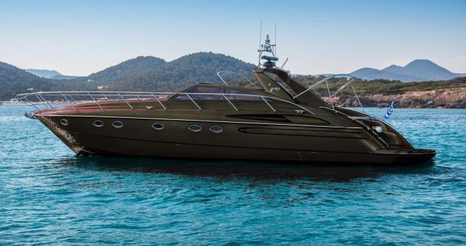 Location yacht à Mykonos (Île) - Princess Princess 55 sur SamBoat