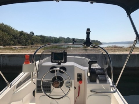 Location bateau Makarska pas cher Zar 57 Welldeck