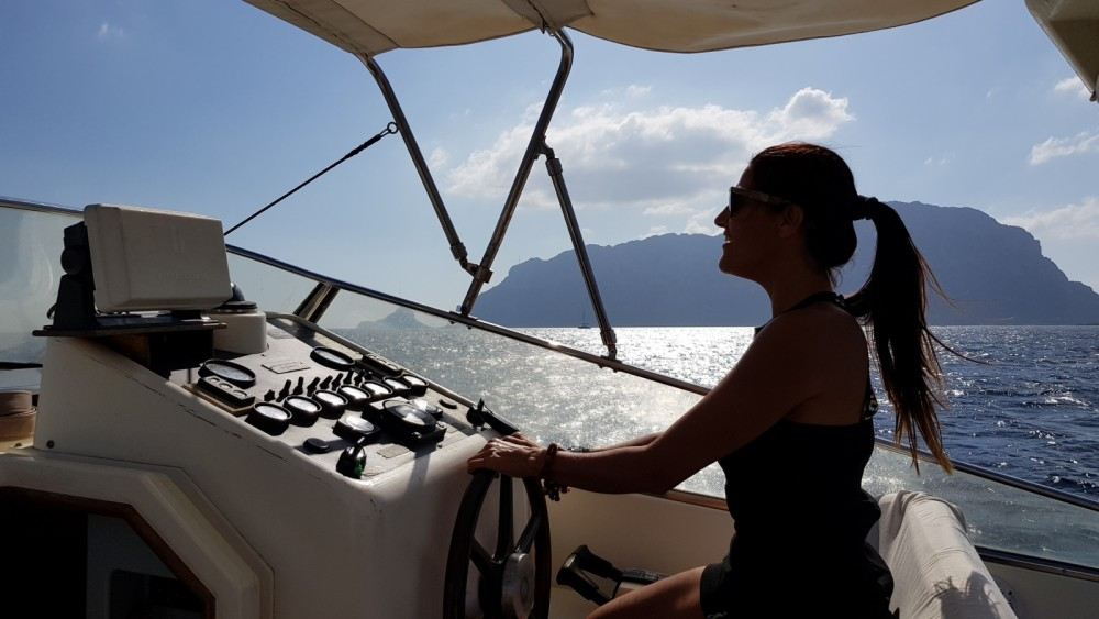 Boat rental Porto San Paolo cheap Dual Craft 10.70 Open