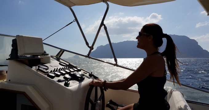 Hire Motor boat with or without skipper Dual Craft Porto San Paolo