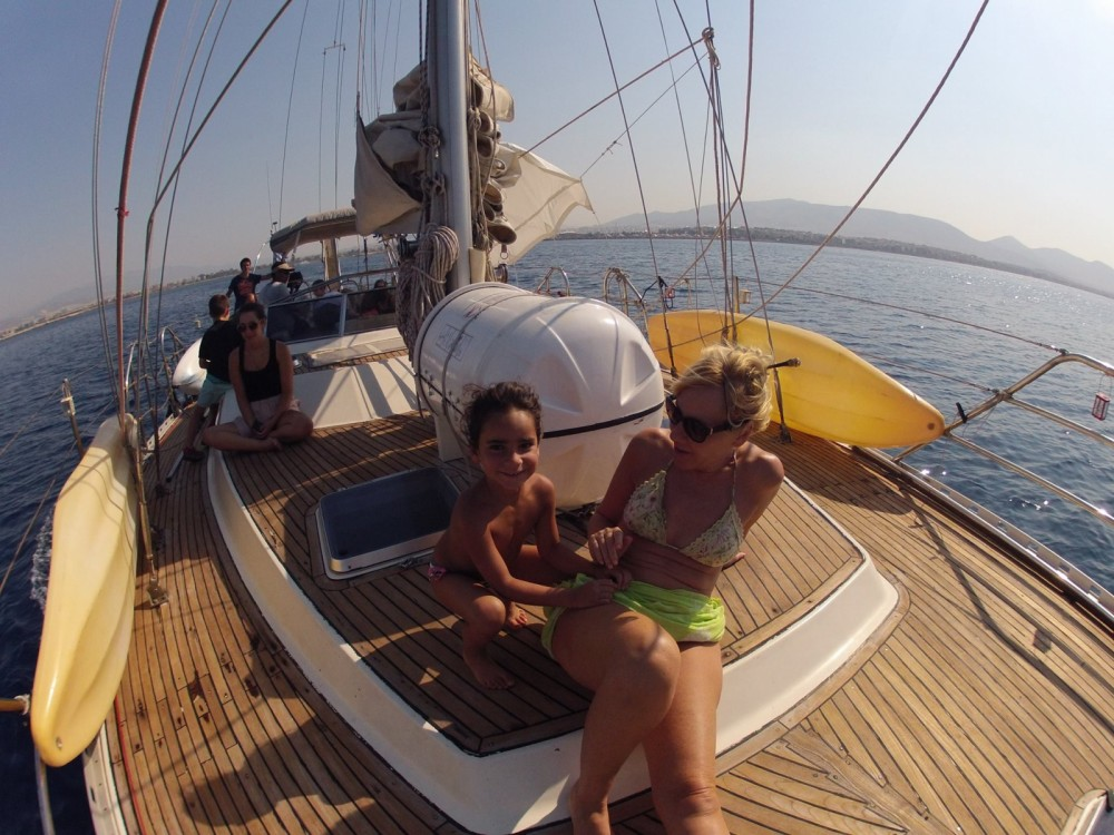 Boat rental Atlantic 65 feet in Athens on Samboat