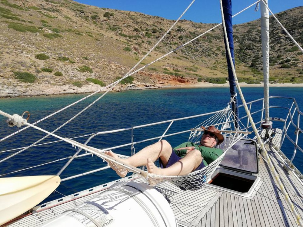 Hire Sailboat with or without skipper Atlantic Athens