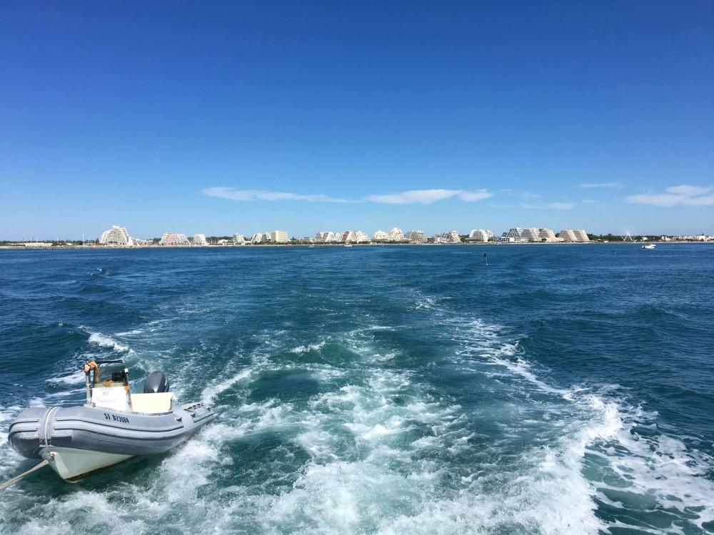 Yacht à louer à Le Grau-du-Roi au meilleur prix