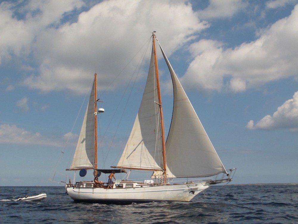 Rental yacht Barcelona - Ta Chiao Formosa 41 on SamBoat