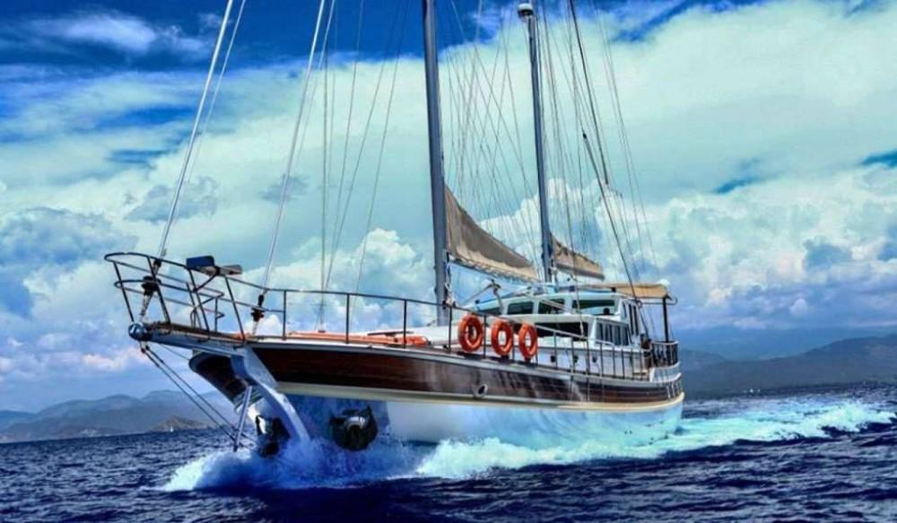 Verhuur Zeilboot in Korfoe - Albin 45