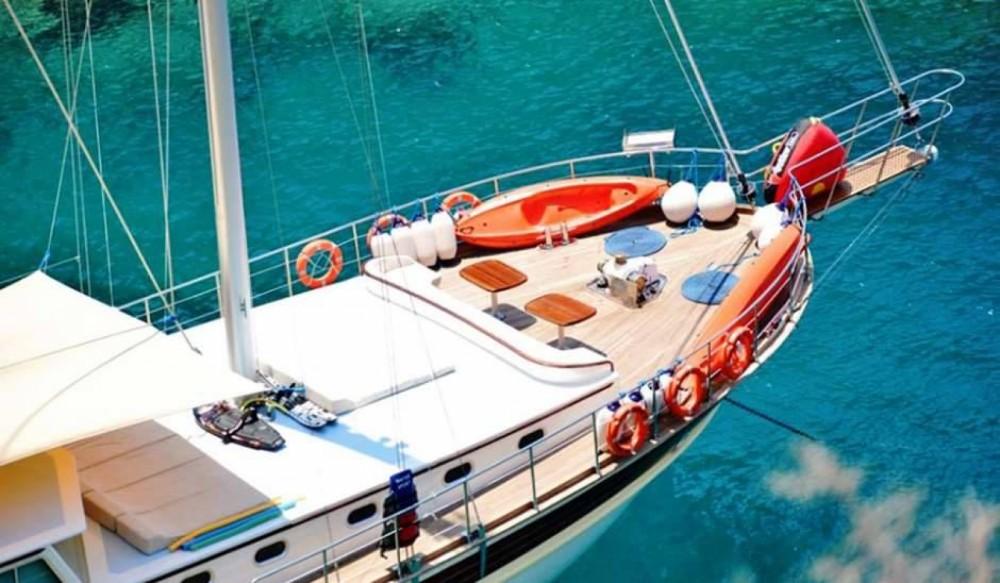 Jachthuur in Korfoe - Albin 45 via SamBoat