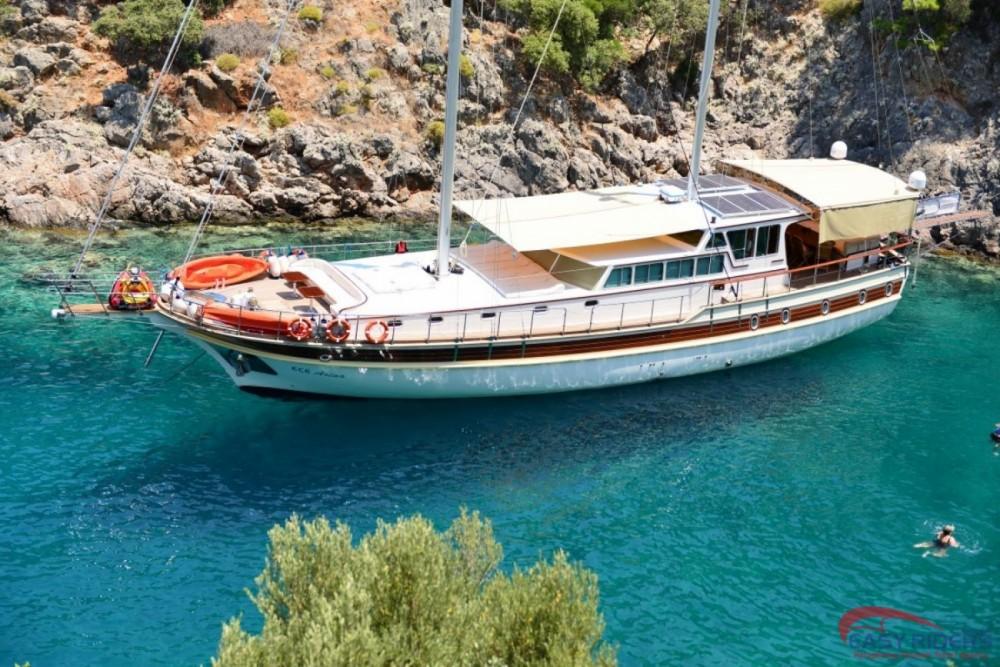 Huur een Albin 45 in Korfoe