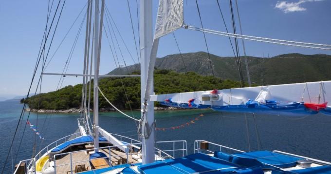 Verhuur Zeilboot in Korfoe - Gulet Valerie