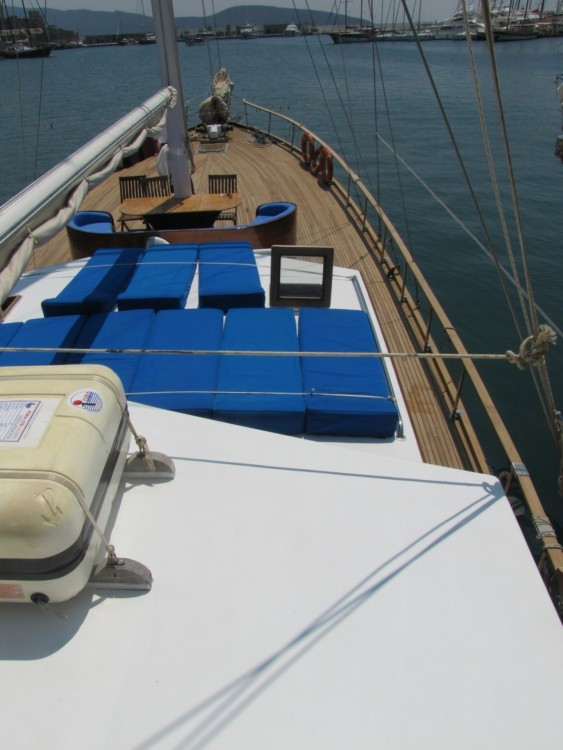 Hire Sailboat with or without skipper Gulet Corfu