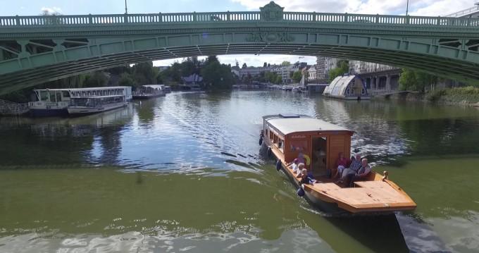 Location yacht à Nantes - Custom Made Toue de Loire sur SamBoat