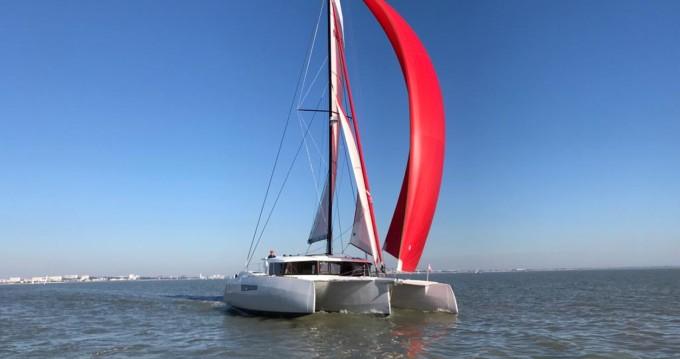 Louer Catamaran avec ou sans skipper Neel à Cogolin