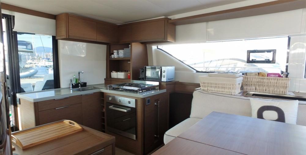 Location yacht à Cogolin - Lagoon Lagoon 50 sur SamBoat