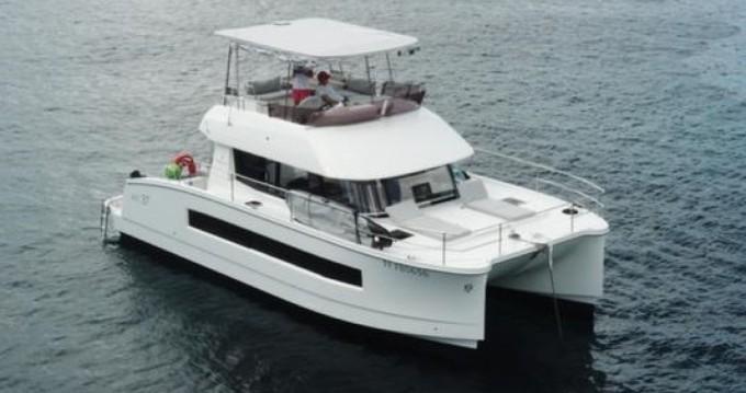 Location yacht à Le Marin - Fountaine Pajot My 37 sur SamBoat