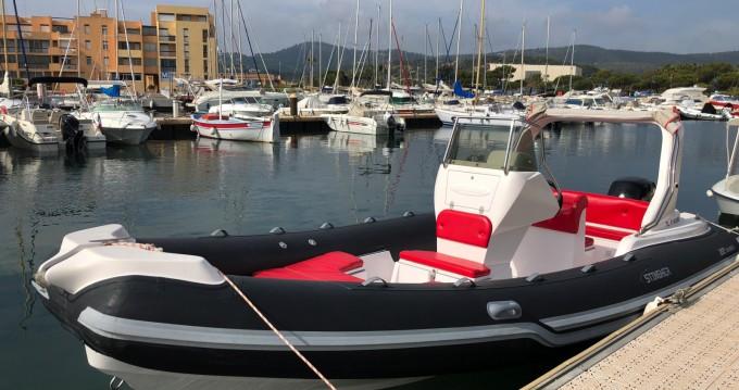 Louez un Italboats STINGHER 22 à Bormes-les-Mimosas