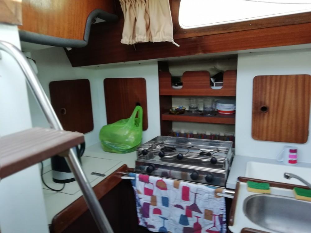 Rental Sailboat in Brest - Jeanneau Melody