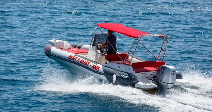 Location bateau Krk pas cher Dynamic 790