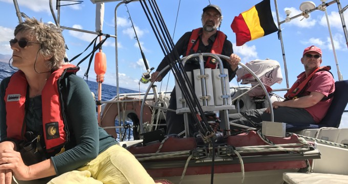 Location bateau San Sebastián de la Gomera pas cher Dehler 39