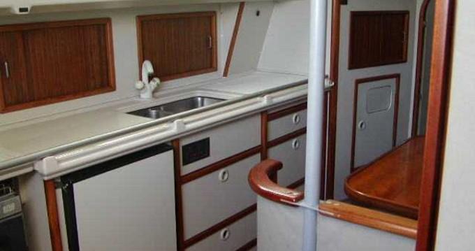 Location yacht à San Sebastián de la Gomera - Dehler Dehler 39 sur SamBoat