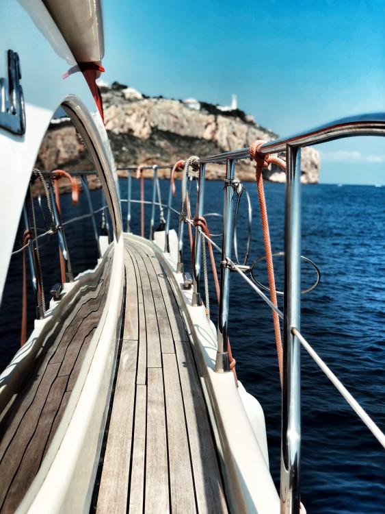 Yachten mit oder ohne Skipper Astondoa mieten in Denia