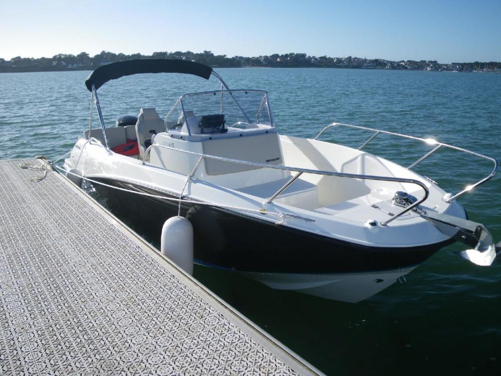 Rental yacht La Rochelle - Quicksilver Activ 675 Open on SamBoat