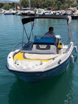 Boat rental Rancraft RS5 in Krk on Samboat