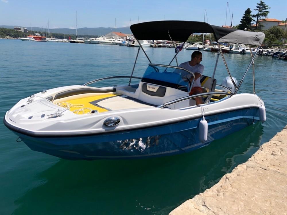 Boat rental Krk cheap RS5