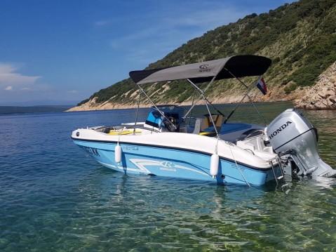 Location bateau Rancraft RS5 à Krk sur Samboat
