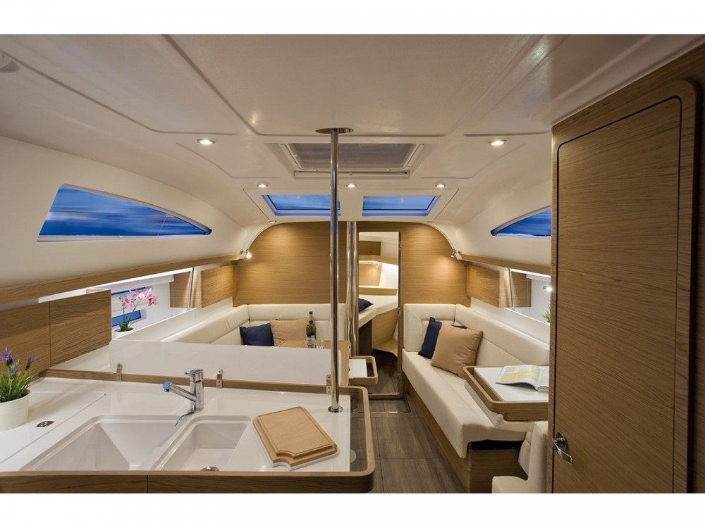 Verhuur Zeilboot in Capo d'Orlando Marina - Elan Elan 40 Impression