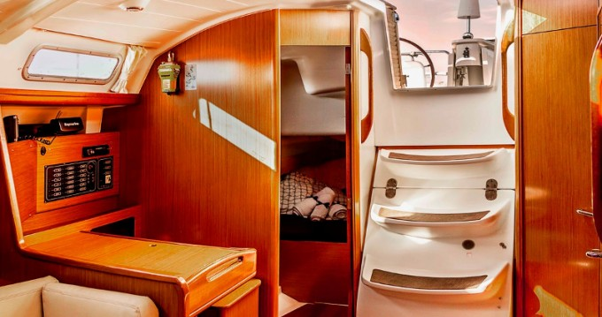Location yacht à Nea Moudania - Bénéteau Cyclades 39.3 sur SamBoat