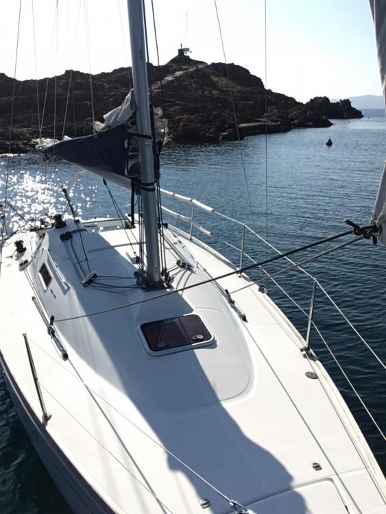 Bootsverleih Bénéteau First 27.7 Saint-Raphaël Samboat