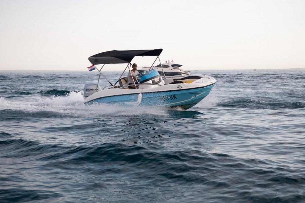 Rental Motor boat in Krk - Rancraft RS5