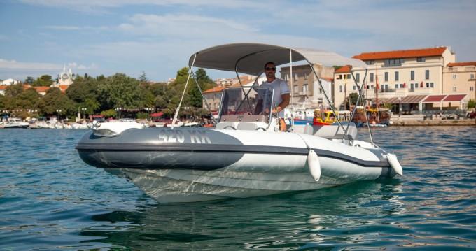 Rental RIB in Krk - Marlin Boat Dynamic 630