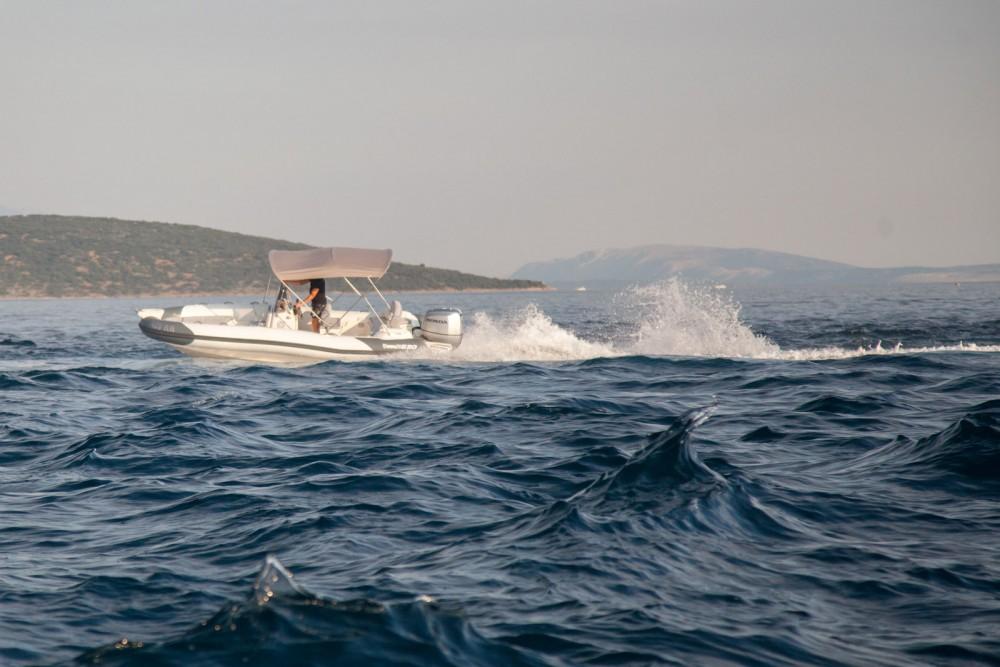 Location Semi-rigide à Krk - Marlin Boat Dynamic 630